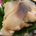 杉むら - ホッキ貝 1,700円