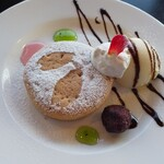 ペコリーノ - 桜のパンケーキ