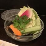 kushikoubourai - 野菜