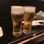 kushikoubourai - ビール