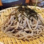 蕎麦と天ぷらと旨い酒 どんと屋 -