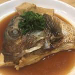 Taishuusushisutandokanekichi - タイかぶと煮