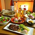 神楽坂 おいしんぼ - 牛タンをボリューム満点で楽しむ宴会コース
