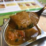 インド料理 MUTHU - サンバル美味しー