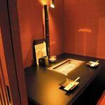 松阪牛焼肉 M - 1~2名様の個室です