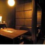 松阪牛焼肉 M - 2名様の半個室です
