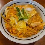 丸亀製麺 - 親子丼