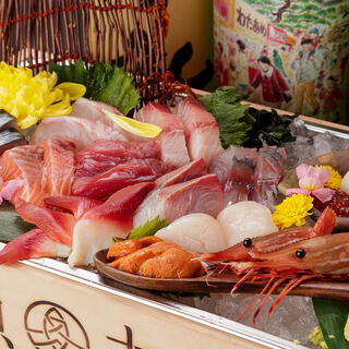 【当店自慢】魚丸盛り