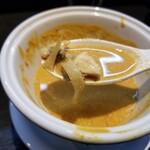 らーめん三極志 - スープ割