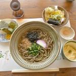徳地そば茶屋 雅 - 料理写真: