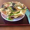 定食・中華そば 万ぷく食堂 - 料理写真:当店一押し! あんかけそば