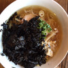 手打ちラーメン 谷家 - 料理写真:岩海苔醤油ラーメン