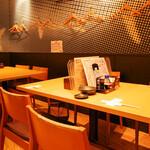 天下の台所大起水産 さしみと寿司の店 - テーブル席