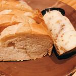 炭焼き とりこ - いちじくバター