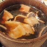 武蔵野 伝統の味 涼太郎 - つけ汁