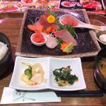 あぶり焼き 魚喜水産 -