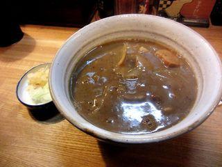 そば処ひろよし - カレー蕎麦