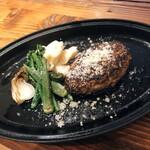 レストラン パントリー - ハンバーグ鉄板