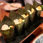 128252274 - 手巻き寿司