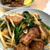 炭火と海鮮 大衆酒場くろき - 料理写真:レバニラ炒め