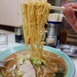 ラーメン芳蘭 - 味噌ラーメン 800円