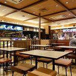 富川製麺所 - 店内