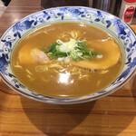 みやこ食堂 - 料理写真:カレーラーメン