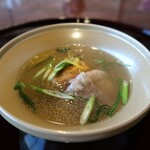 桃山 - 煮物椀