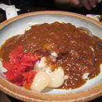 朱瑠璃 - 宮崎牛筋カレー2012,5