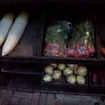 12826633 - 店頭販売の野菜たち