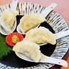 ダンジー餃子 - 料理写真:マグロ水餃子