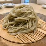 蕎麦 柳屋 新栄 - 二八蕎麦