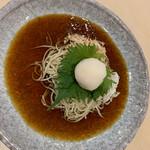 蕎麦 柳屋 新栄 - 辛味おろし蕎麦