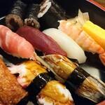 おひげ寿司 -