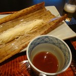 島宿 真里 - 生素麺