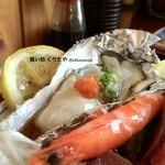 食い処 くりたや  - 生牡蠣
