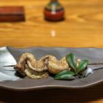 Yamanochaya - くりからの白焼き