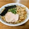 みつやの里 - 料理写真:中華ソバ(中)醤油味。