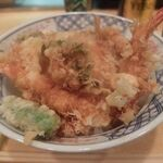 てんぷら黒川 - 特製天丼
