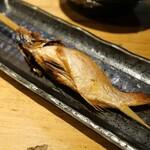 囲炉裏料理と日本酒スローフード 方舟 - のどぐろ