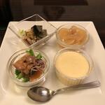 佐敦 - 前菜