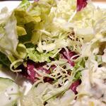東北バル トレジオン - 野菜