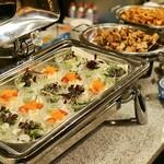 フライヤーズテーブル - 軽食コーナー