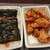 ほかほか弁当ホットフーズ - 料理写真:明太子唐揚弁当626円