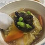 美喜 - シェアして貰った 広東麺