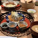 イナズマ お米研究所 - 鯖の味噌煮定食
