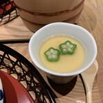 イナズマ お米研究所 - 茶碗蒸し