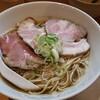 麺堂 稲葉 - 料理写真:三重奏素干し肉そば大盛り1,000円