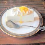 128285244 - レアチーズケーキ