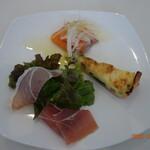 DainingRocco - セットの前菜